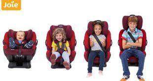 Chọn ghế ngồi ô tô theo độ tuổi của bé