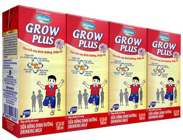 Sữa bột pha sẵn Vinamilk Dielac Grow Plus