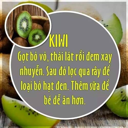 Kiwi tốt cho hệ tiêu hoá