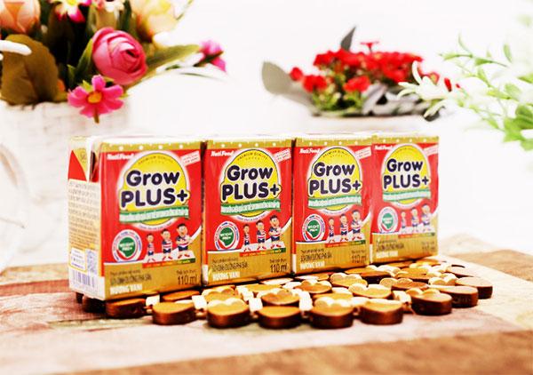 Sữa bột pha sẵn Nuti Grow Plus có tốt không