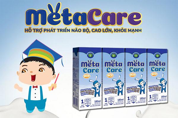 Sữa Metacare và Metacare Eco pha sẵn