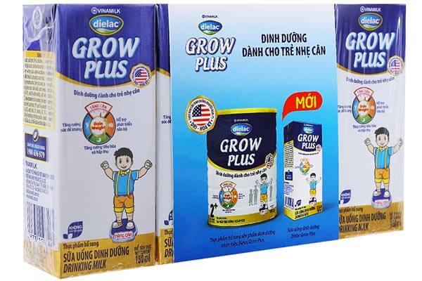 Sữa bột pha sẵn Vinamilk có tốt không?