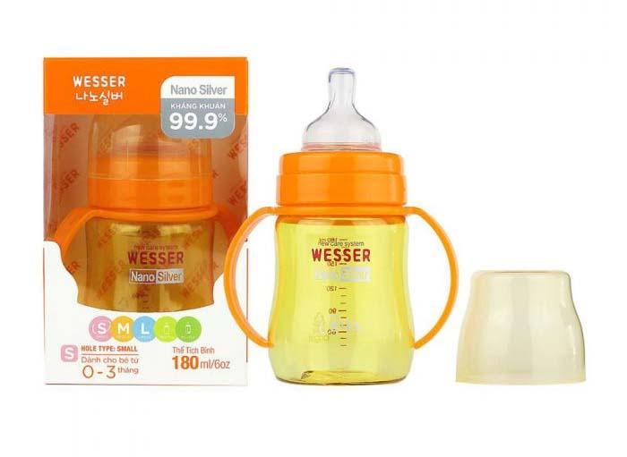 Bình sữa Wesser