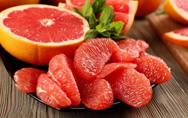 Hoa quả họ cam (cam, quýt, bưởi) tốt cho bà bầu bị tiểu đường