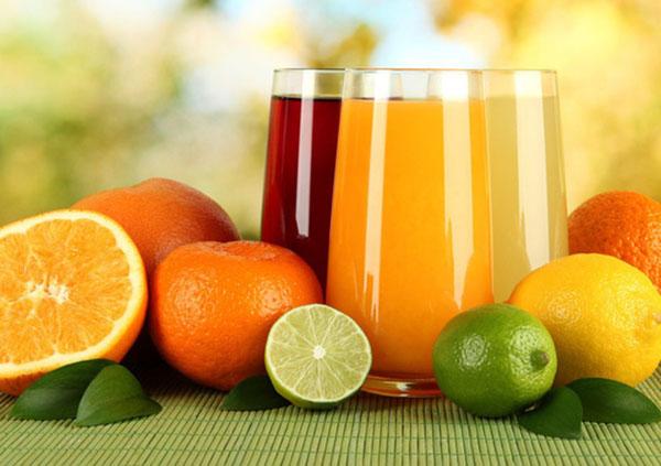 Nước trái cây tốt cho bà bầu