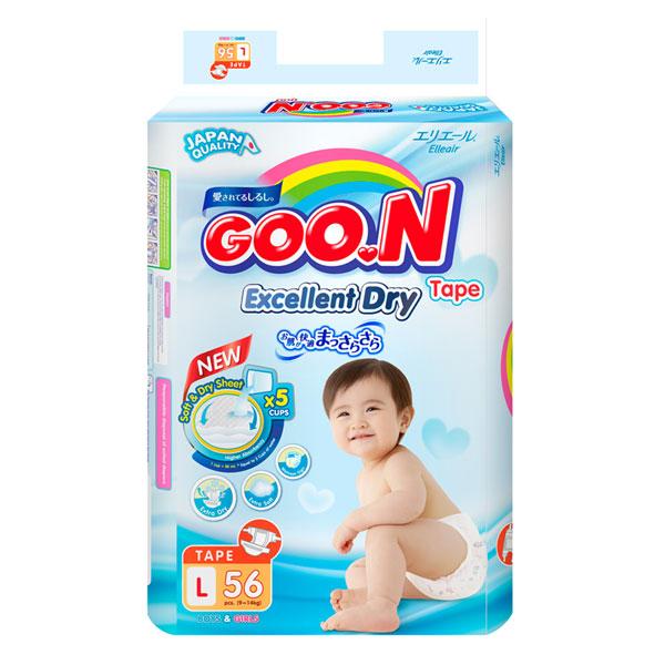 tã dán GooN Slim cho bé có tốt không?