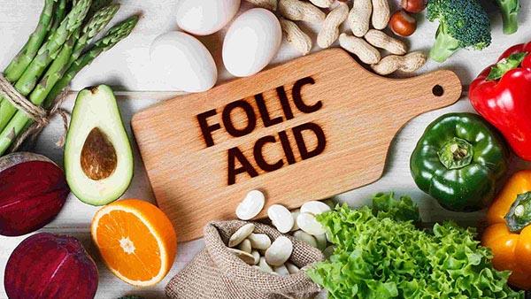 Bổ sung Acid Folic cho phụ nữ mang thai