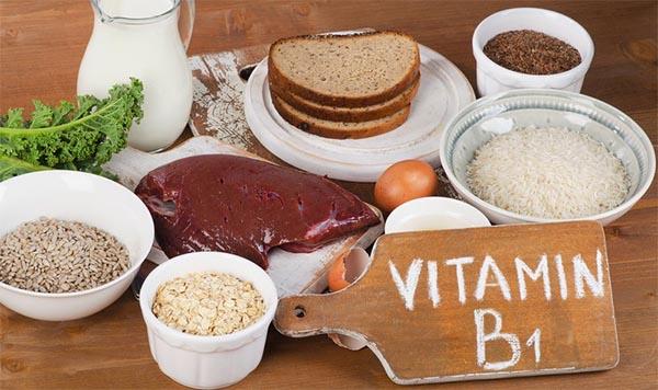 Thực phẩm giàu Vitamin B1 tốt cho bà bầu