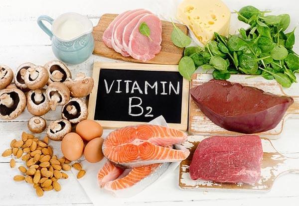 Thực phẩm giàu Vitamin B2 tốt cho bà bầu