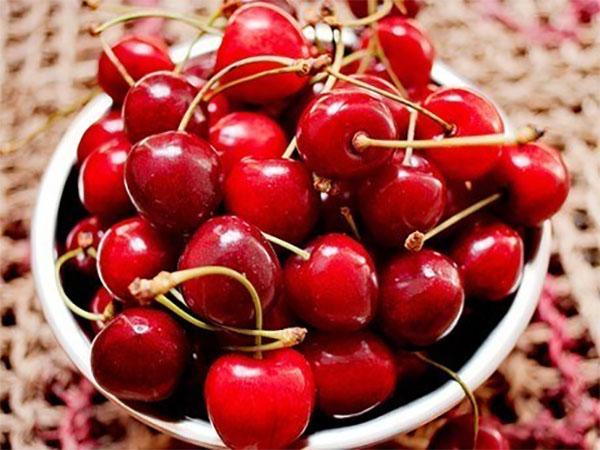 Quả Cherry tốt cho bà bầu