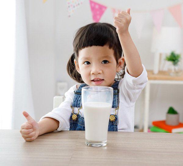 Đối tượng không nên uống sữa tươi nguyên kem