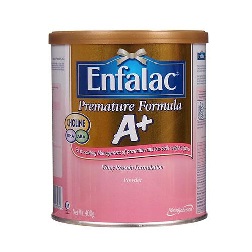 Sữa Enfalac Premature Formula của Mead Johnson