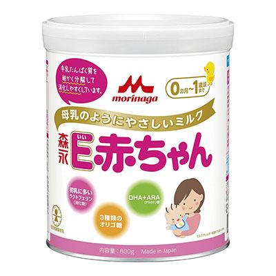 Sữa Morinaga E-Akachan