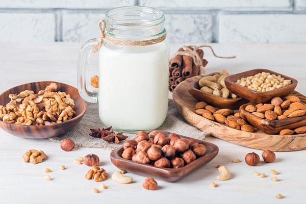 Sữa hạt thiên nhiên