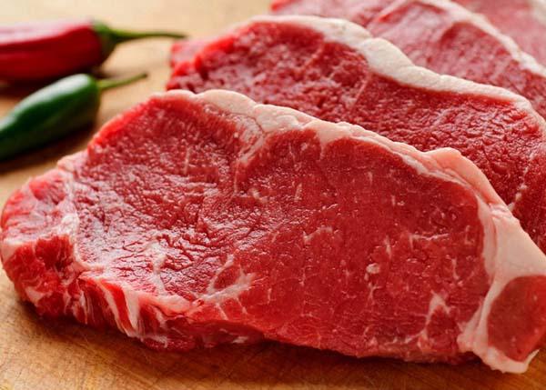 Bà bầu bị thiếu máu nên ăn thịt bò
