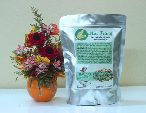 Bột ngũ cốc Mai Trang