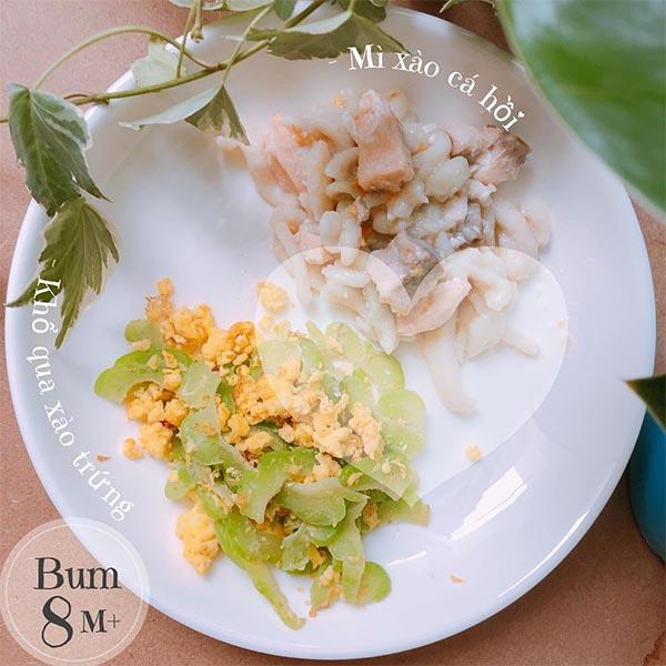 Thực đơn ăn dặm BLW cho bé 8 tháng tuổi (15)