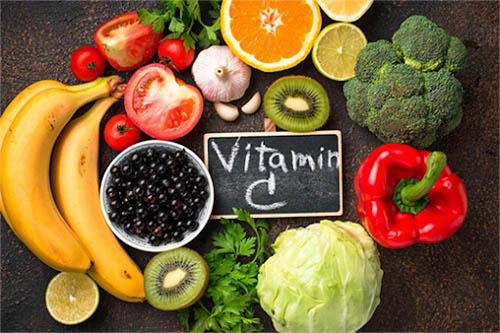 Thực phẩm giàu Vitamin C cho bé ăn dặm