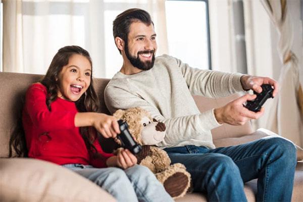 Lợi ích khi cho trẻ chơi game
