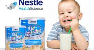Lợi ích mà sữaKid Essentials đem lại cho bé
