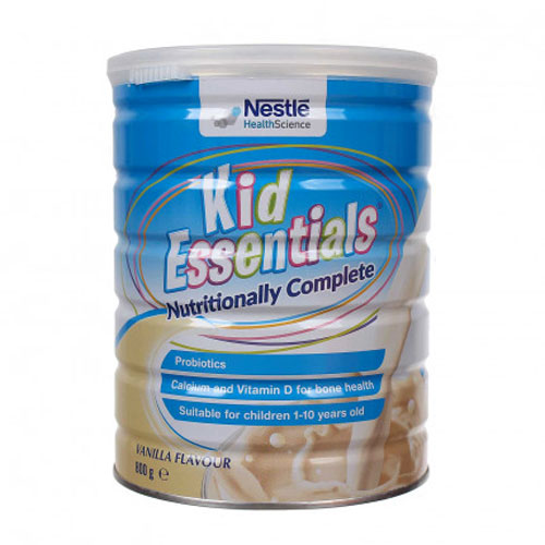 Kid Essentials Nestlé