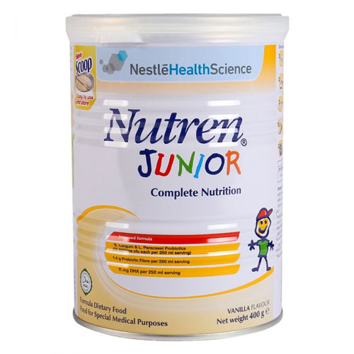 Sữa Nutren Junior