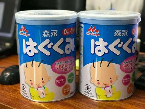 Sữa Morinaga được đánh giá là mát nhất