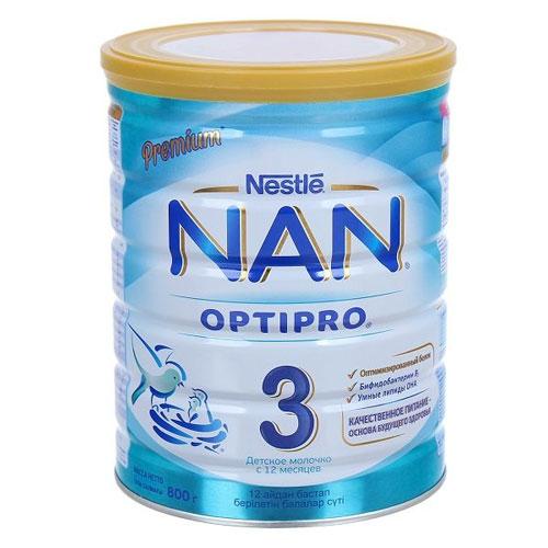Sữa Nan nga có tốt không?