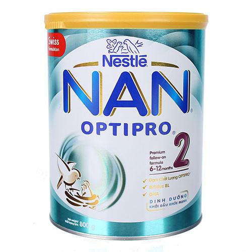 Sữa Nan Việt có tốt không?