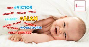 Cách đặt tên tiếng Anh cho bé trai