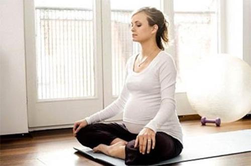 Tư thế ngồi khi mang thai