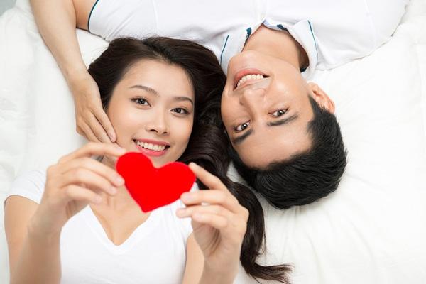 Quan hệ trong ngày kinh nguyệt có thai không?