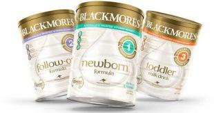 Sữa Blackmores cho bé từ sơ sinh