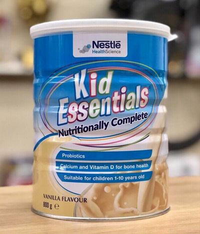 Sữa Kid Essential 1 - 10 tuổi
