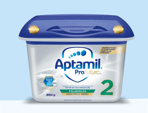 Sữa Aptamil Profutura Đức có tốt không