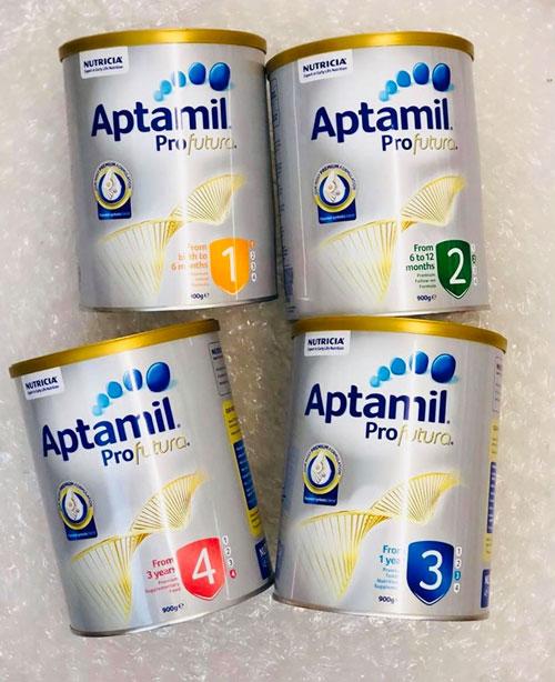 Sữa Aptamil Profutura Úc