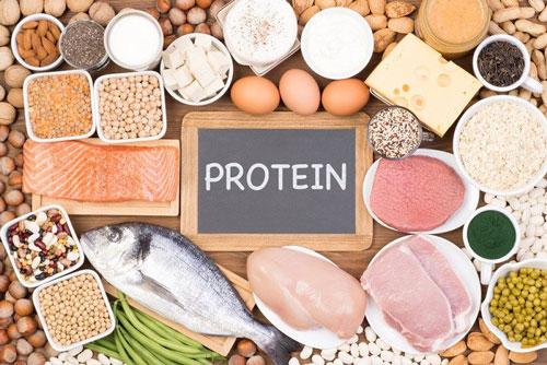 Mẹ bầu cần bổ sung đầy đủ Protein