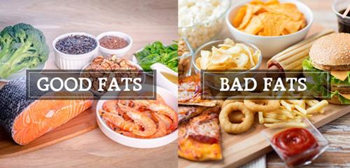 Mẹ bầu cũng chú ý việc bổ sung chất béo đúng cách