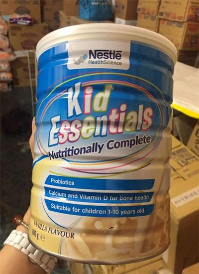 Sữa đặc biệt dành cho trẻ biếng ăn, chậm tăng cân