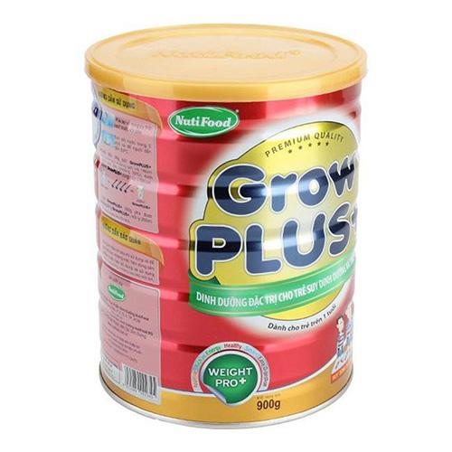 Grow Plus+ đỏ của Nutifood cho bé từ 1 tuổi