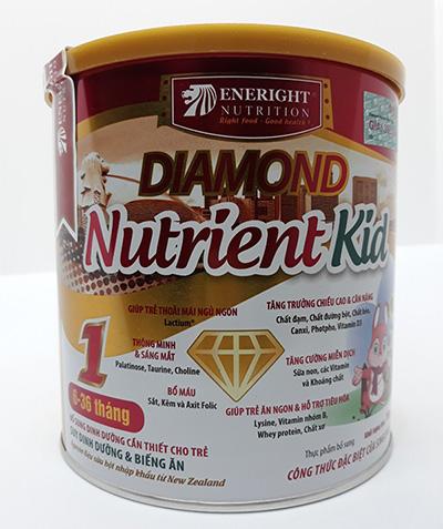 Sữa Diamond Nutrient Kid 1 (6-36 tháng tuổi)