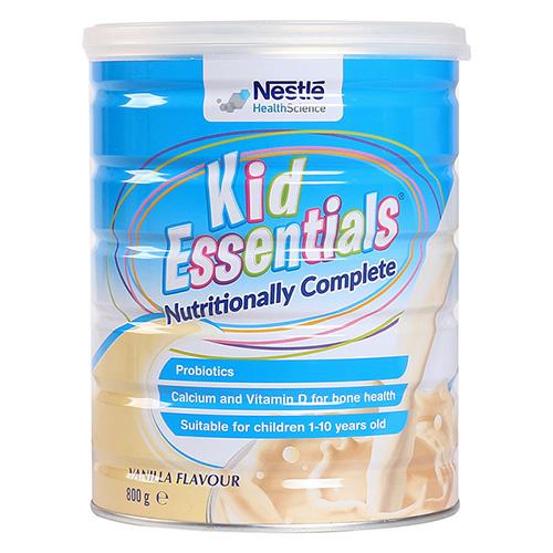Sữa Kid Essentials (1-10 tuổi)