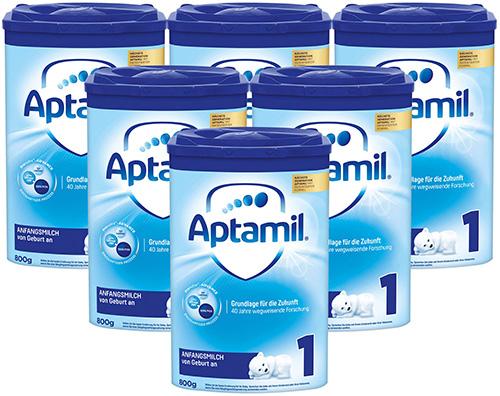 Sữa Aptamil của Đức