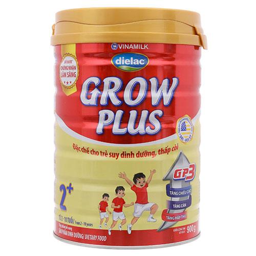 Sữa bột Dielac Grow Plus 1+, 1-2 tuổi