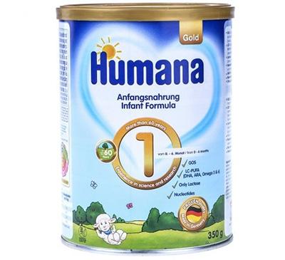 Sữa Humana Đức