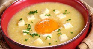 Cháo trứng đậu hũ | Ảnh tham khảo