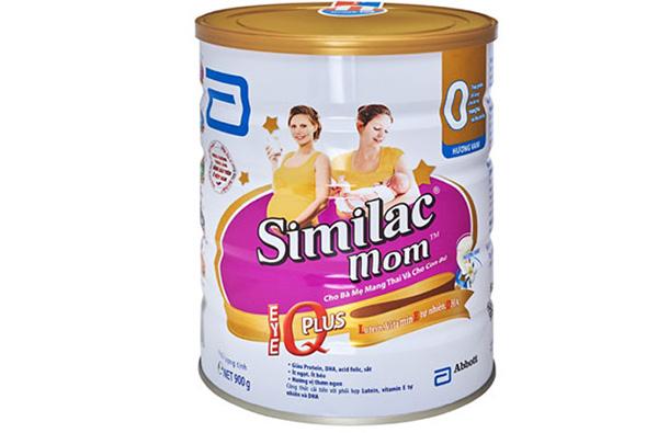 Sữa bột cho mẹ sau sinh giàu dinh dưỡng, tốt cho cả mẹ và bé