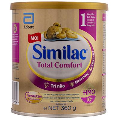 Sữa Similac Total Comfort có tốt không?