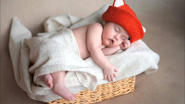 Tiếng ồn trắng rất có ích đối với giấc ngủ của trẻ