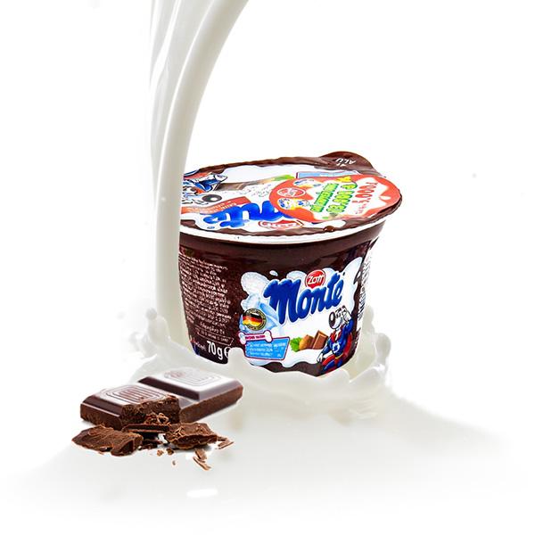 Cách sử dụng váng sữa Monte
